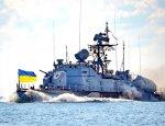 Украинский корабль открыл огонь по российской буровой вышке в Черном море