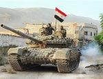 Армия Асада ликвидировала террористов на высотах Дейр-эз-Зора