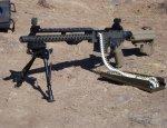 Razorback 22LR – превращаем AR-15 в мелкокалиберный пулемет