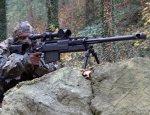 Крупнокалиберная снайперская винтовка  OM 50 Nemesis