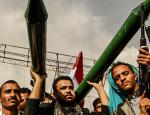 Хуситы уничтожили базу саудитов ракетами «Уранана» БМ-27