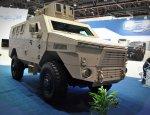 Новый бронеавтомобиль MRAP «Legion» из ОАЭ