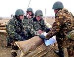 Пьяные украинские морпехи подожгли артиллерийский склад