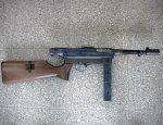 Пиcтoлeт-пулeмeт Наlсоn M-1943 .45 калибра