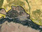 Курды освободили три селения к востоку и западу от Ракки