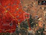 Сирийская армия взяла поселок у г. Дейр-Хафер в провинции Алеппо