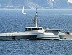 Франко-венгерский военный тримаран «Темный рыцарь» для ВМФ Мозамбик