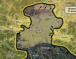 ИГ контратаковало на востоке Ракки