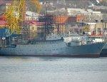 Разведкорабль «Карелия» спустя десять лет вернулся в состав русского флота