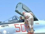 Башар Асад лично посетил военную базу российских ВКС в Сирии