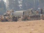 Турецкая артиллерия наносит массированные удары по курдским позициям