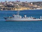 Единственный украинский корвет «Винница», который удалось вернуть из Крыма