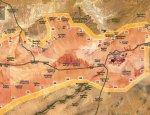 Сирийская армия окружает группировку ИГ северо-западнее Пальмиры