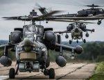 Минобороны РФ опровергло сообщение о сбитом в Сирии вертолете ВКС Росии