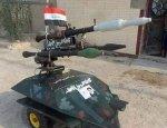 В Ираке с ИГИЛ будет воевать боевой робот, вооружённый сразу тремя РПГ-7