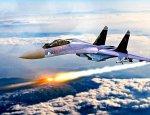 Российский Су-35 уничтожил целый отряд боевиков в Сирии