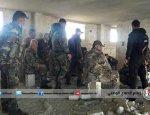 Исламисты попытались возобновить наступление в сирийской провинции Хама