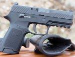 Американскую армию вооружат пистолетами SIG Sauer P320