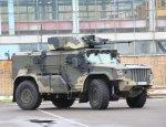 Подробности о боевом модуле для КАМАЗ-4386