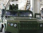 Белоруссия получила китайские бронеавтомобили CS/VN3