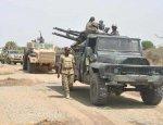 Армии Сенегала и Нигерии начали военную операцию на территории Гамбии