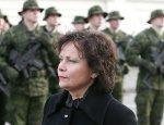 Экс-министр обороны Литвы Юкнявичене: