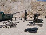 Бойцы Асада перехватили огромный американо-израильский арсенал ИГ в Хомсе