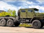 Российская мощь семейства «Торнадо- У»: новейший тягач-танковоз УРАЛ-6308