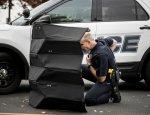 В США создан пуленепробиваемый щит-оригами