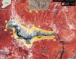 Сирийская армия взяла селение Афра в районе Вади Барада под Дамаском