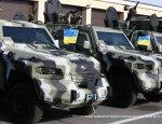 Переданная Порошенко военная техника для ВСУ даже не заводится