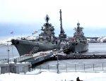 Два мощнейших ракетных крейсера СФ «пересеклись» впервые за 6 лет
