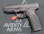 Новый пистолет Avidity Arms PD10 с выставки SHOT Show-2017