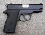 Южноафриканский полицейский пистолет RAP 401