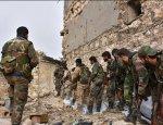 Неожиданная атака боевиков сыграла злую шутку с бойцами Асада в Хаме