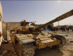 «Тигры» и ВКС РФ берут под огневой контроль оплот ИГИЛ в Алеппо