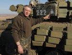 АТОшник похвастался историей  о захваченом русском танке и БМП в Дебальцево