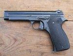 Пистолет французской армии 1935-1950 гг - SACM Modеle 1935