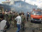 Взрыв прогремел в пригороде Дамаска, среди погибших есть генерал