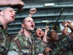 Бойцы НАТО в Прибалтике – свинья везде грязь найдет