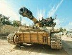 Сирийская Армия пробивается к газовым месторождениям провинции Хомс