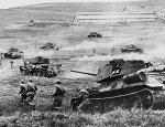 На поле танки грохотали?