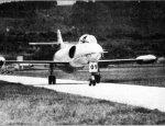 Опытные истребители-бомбардировщики FFA P-16 Düsenstorch. Швейцария Часть 1
