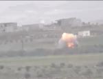 В сеть попали кадры уничтожения сирийского БМП группировкой Джейш-аль Нусра
