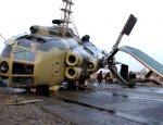 На Донбассе разбился украинский военный вертолет