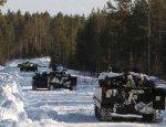 В Швеции во время учений утонул ремонтно-эвакуационный танк