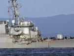 В США уволено командование эсминца «Фицджеральд» из-за гибели моряков