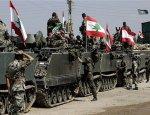 Ливанская армия вступает в ближневосточную войну