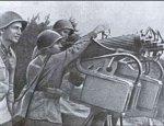 Гибель финских солдат, атаковавших советские позиции