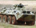На вооружение ЗВО поступило 140 новейших БТР-82А